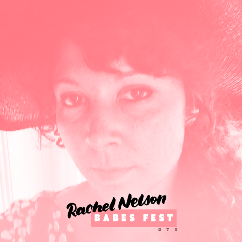 "Rachel Nelson is an artist, curator, political economist and business owner who resides in Bushwick, Brooklyn.  She founded  Secret Project Robot , an artist run art space, with her husband in 2004. In 2013 they built, designed and opened  Happyfun Hideaway  a bar that thrives by creating a true work family with strong support of the artist community. Their newest project  Flowers for All Occasions  is a cafe/gallery/bar that is about having a public space for discourse and art while providing jobs to young artists. For her ""free"" time, Rachel went to graduate schools studying international political economy and wrote her thesis on the relationship between the rise of regulatory capture within tax systems and the rise of oligarchs.  She is interested in the ways in which human relationships can slow the effects of unbridled capitalism on a community. She also likes to paint large really big flower paintings on found pieces of cardboard…"
