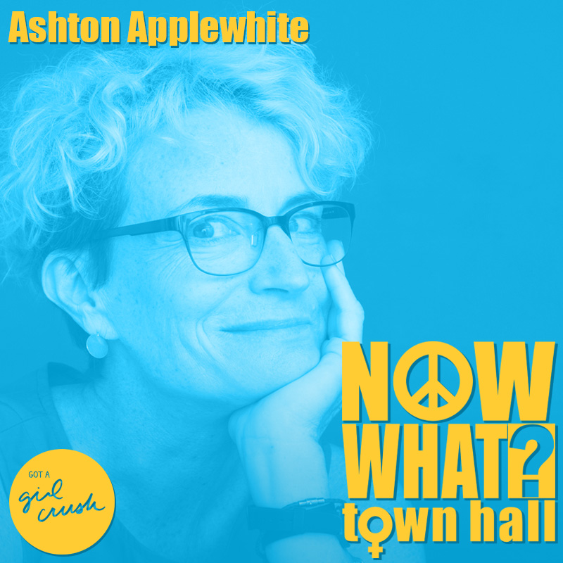 Ashton Applewhite // Writer, Manifesto Against Ageism - Author and activist Ashton Applewhite is the author of  This Chair Rocks: A Manifesto Against Ageism. In 2016, she joined PBS site Next Avenue's annual list of 50 Influencers in Aging as their Influencer of the Year.  Ashton has been recognized by the New York Times, National Public Radio, and the American Society on Aging as an expert on ageism. She blogs at This Chair Rocks, has written for Harper's, Playboy, and the New York Times, and is the voice of Yo, Is This Ageist? Ashton speaks widely, at venues that have ranged from universities and community centers to the TED mainstage and the United Nations. Ashton is a leading spokesperson for a movement to mobilize against discrimination on the basis of age. // Photo Credit: Adrian Buckmaster