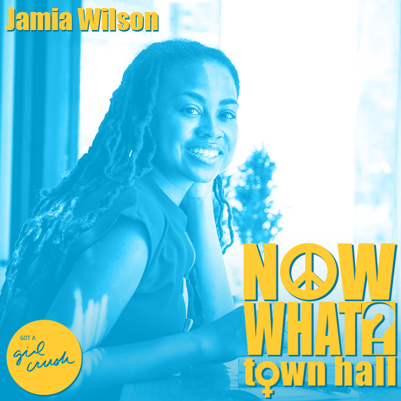 Jamia Wilson // Activist/Storyteller/Media Maker - Jamia Wilson is a leading voice on feminist and women's rights issues whose work and words have appeared in and on the New York Times, New York Magazine, The Today Show, CNN, The Washington Post and more. She's a staff writer for Rookie Magazine and has contributed to several books such as Madonna and Me: Women Writers on the Queen of Pop, The V Word, Slut: The Play, When Grace Meets Power and I Still Believe Anita Hill.