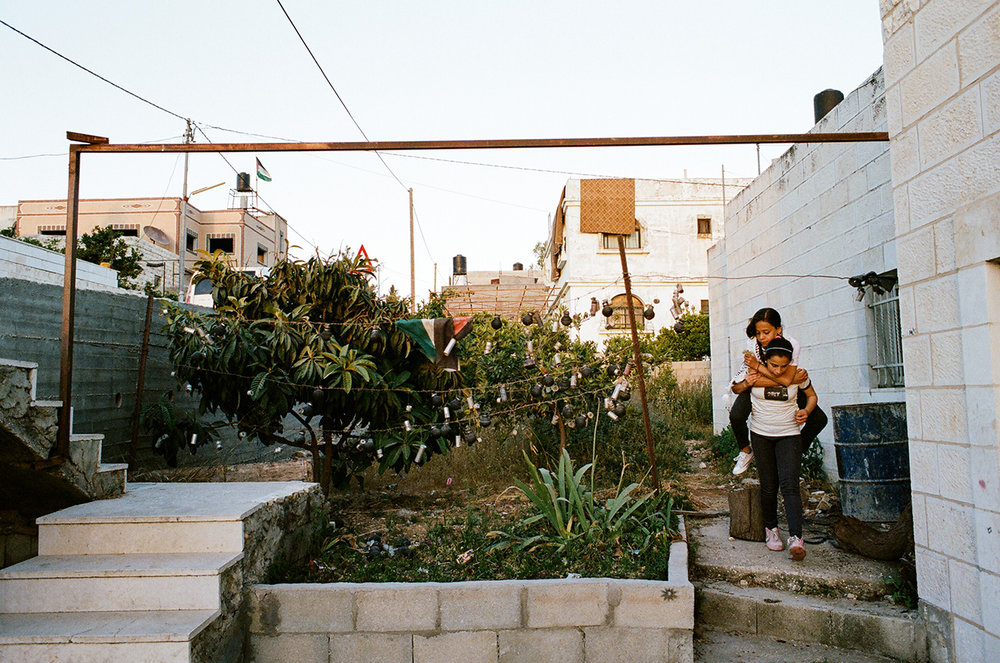 The Resilient Women of Nabi Saleh: Through the Lens of Amanda Leigh Smith  - By Dayna Mahannah