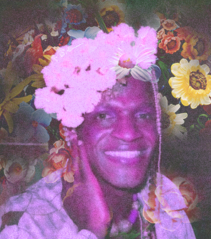 LGBTQ rights trailblazer, Marsha P. Johnson.