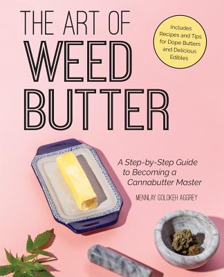 Also check out Mennlay's new book:   The Art of Weed Butter: Recipes and Tips for Dope Cannabutters and Delicious Edibles   a down to earth cookbook that walks you through how to master infusing cannabis with butter, coconut oil, and even bacon fat — all while touching on social injustice issues, her thirteen years in the industry, what to do if you get too high, and 35 edibles recipes! Support black women voices in cannabis and get yourself a copy  online  or at your  local bookstore !
