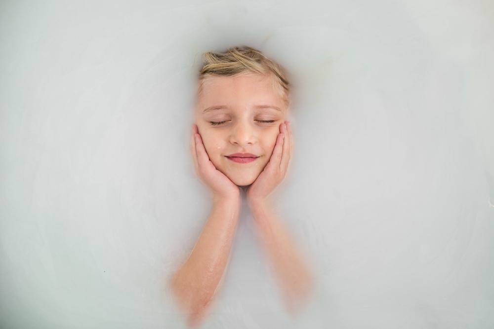 """Day 18 - """"Milk Bath"""" Long Island, NY Fine Art Photographer - Hello Olivia Photography"""