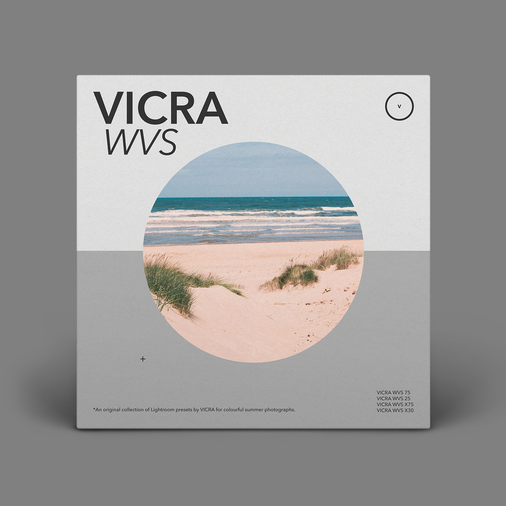 Vicra WVS - Lightroom Preset designed for bright summer outdoor scenes.
