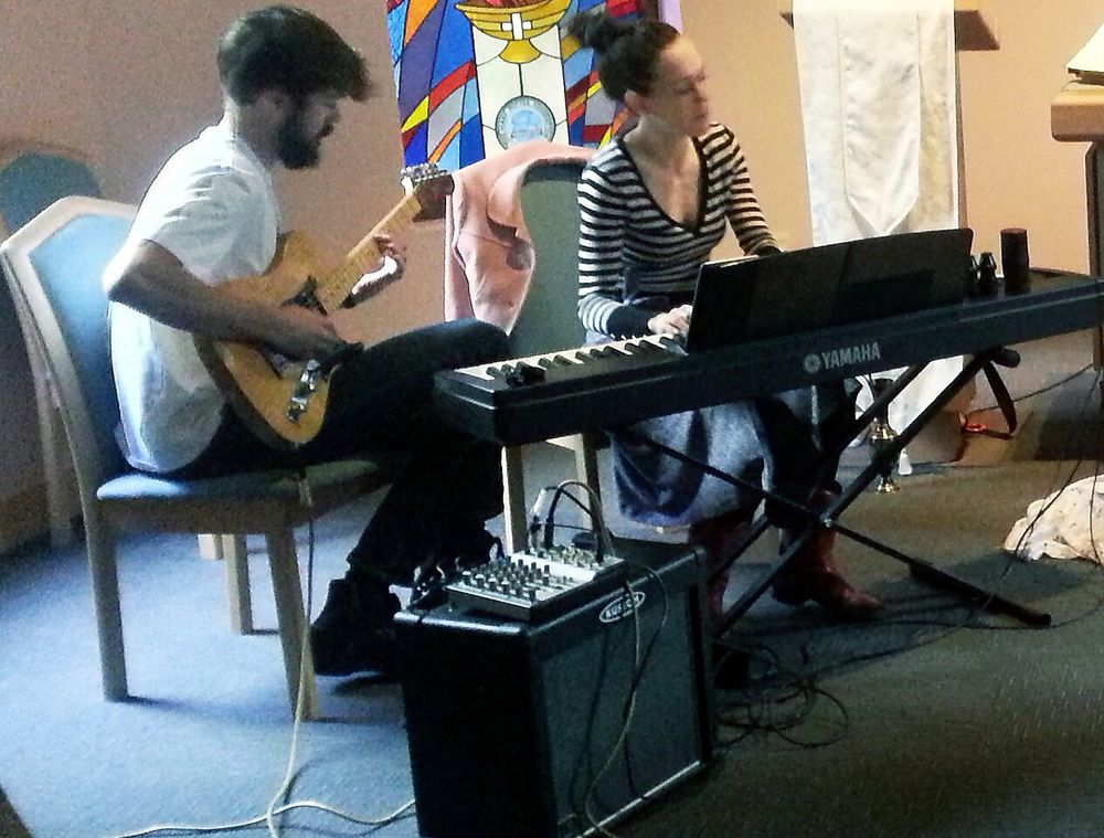 Live Music week @ The Mary Potter Hospice