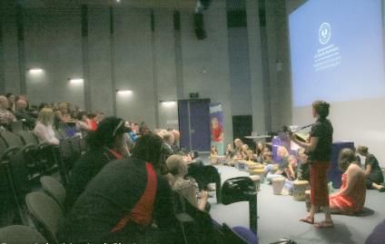 The Sparks Kids Choir, Child Protection Conference, Uni SA