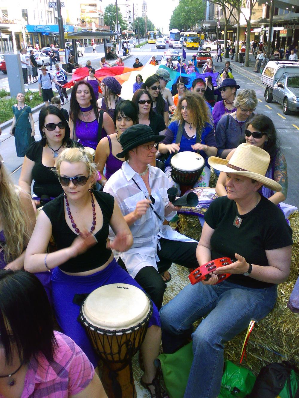 Drumming Wkshp - Pride Pde.jpg