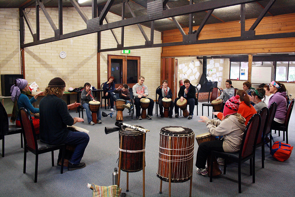Drumming, CANTEEN, Woodhouse.jpg