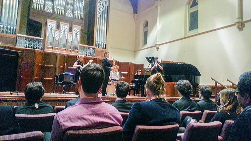 Awards Night, Elder Conservatorium of Music