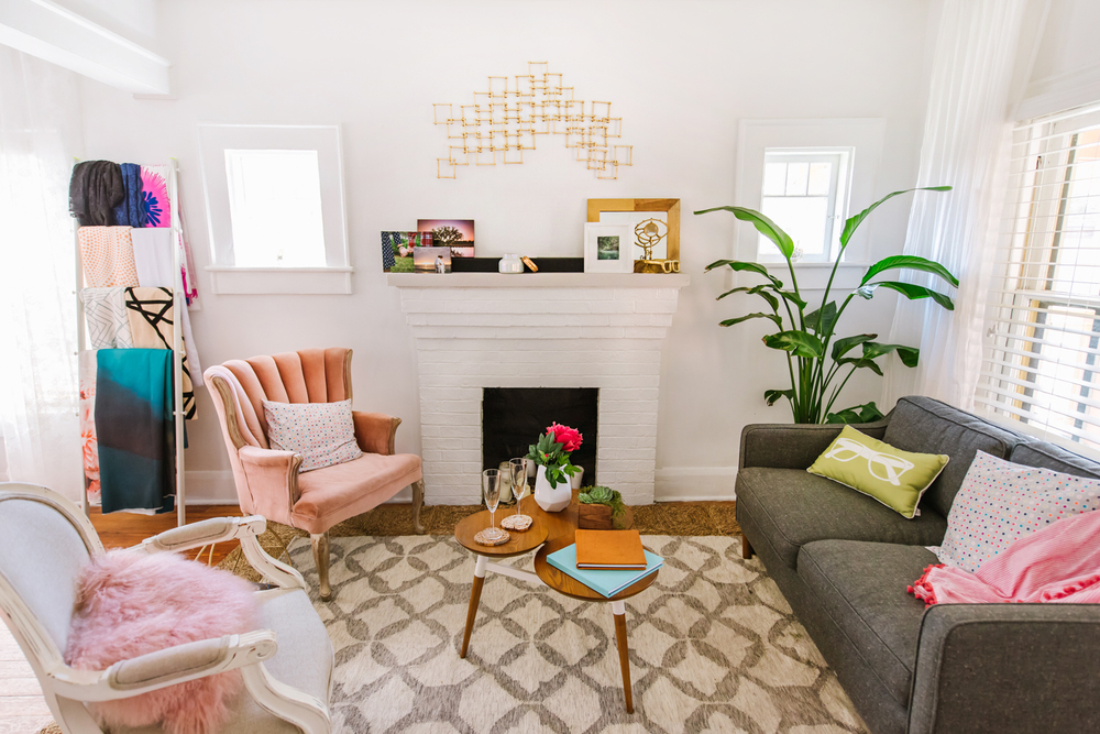 Tampa Interior Designer Seminole Heights