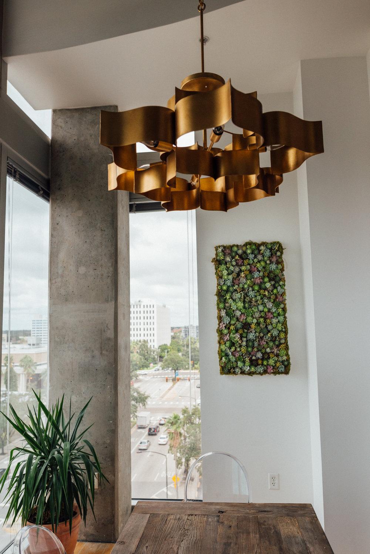 Ann Cox Design_Interior Design_Downtown Tampa Modern Dining Room-3