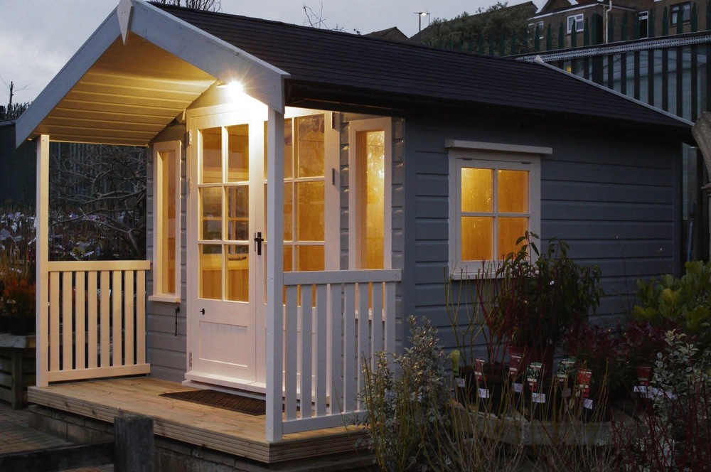 Lee Goodchild | Bath | Greenhouses & Sheds | Garden Office