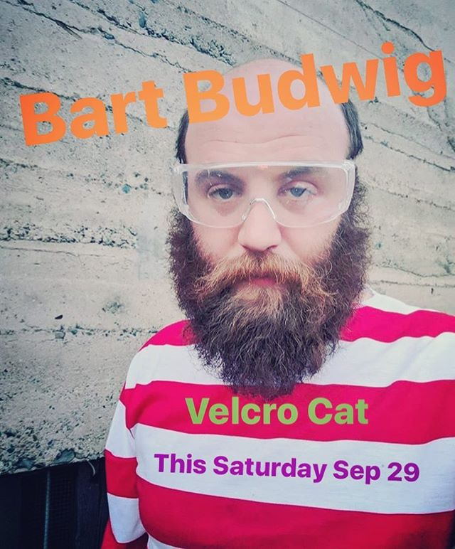 It's @bartbudwig ya mofos. This Saturday at Velcro Cat with @kiltromusic and @sawmill_joe. House show starts around 7 and we hope you'll join us. TEXT: 720-505-6826 for address.  #denvermusic #oregonmusic #diy #houseshows #denvermusicscene