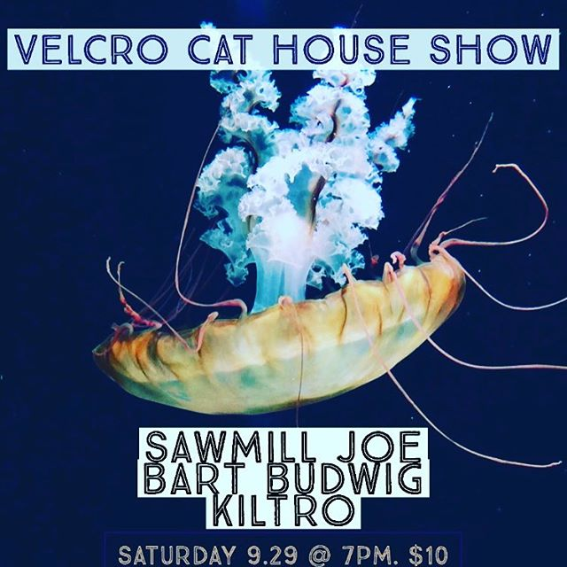 It's today today!! Music will most likely begin around 8pm outside. Text 720-505-6826 or private message us for address @sawmill_joe @bartbudwig @kiltromusic #denver #denvermusic #houseshow #diy #songwriters #supportmusicians