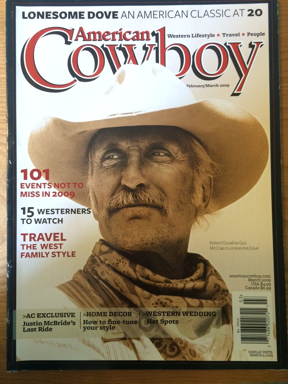 """""""Between Two Worlds"""" is a feature article I wrote for  American Cowboy Magazine . It looks at the lives of roughnecks and cowboys on the Roan Plateau.  Click here to read online."""