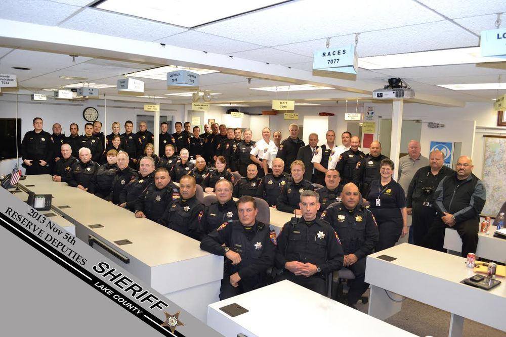 Reserve Deputy Unit - 2013