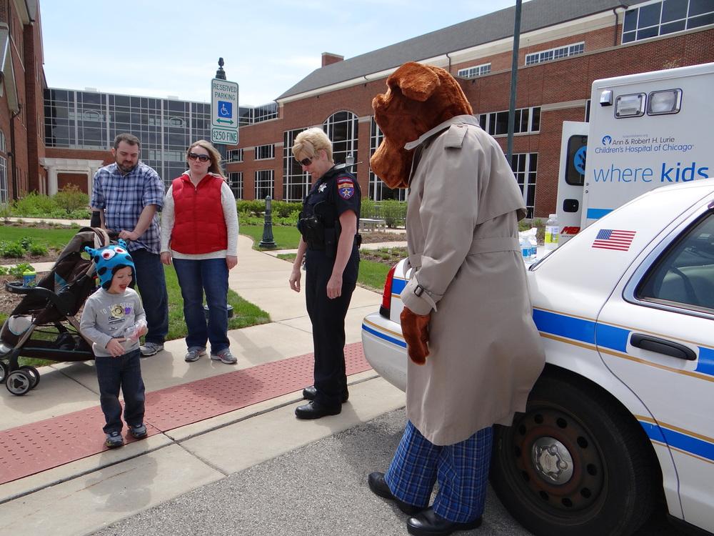 N.W. Children's Health & Safety Fair