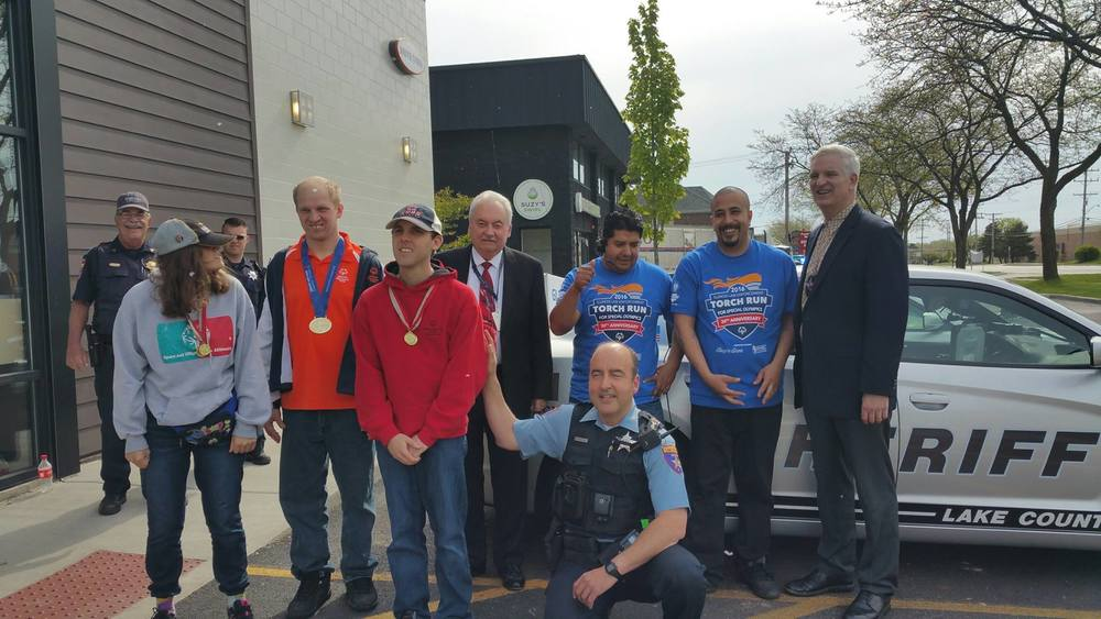 5/20 Cop on Top Fundraiser for the Special Olympics - Dunkin Donuts, Knollwood