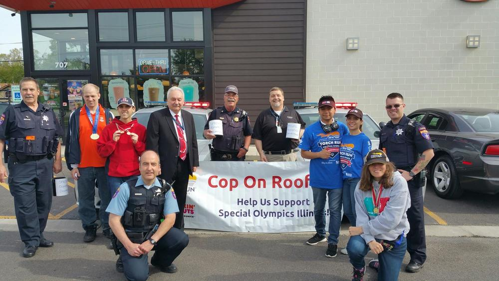 5/20 Cop on Rooftop Fundraiser for the Special Olympics - Knollwood
