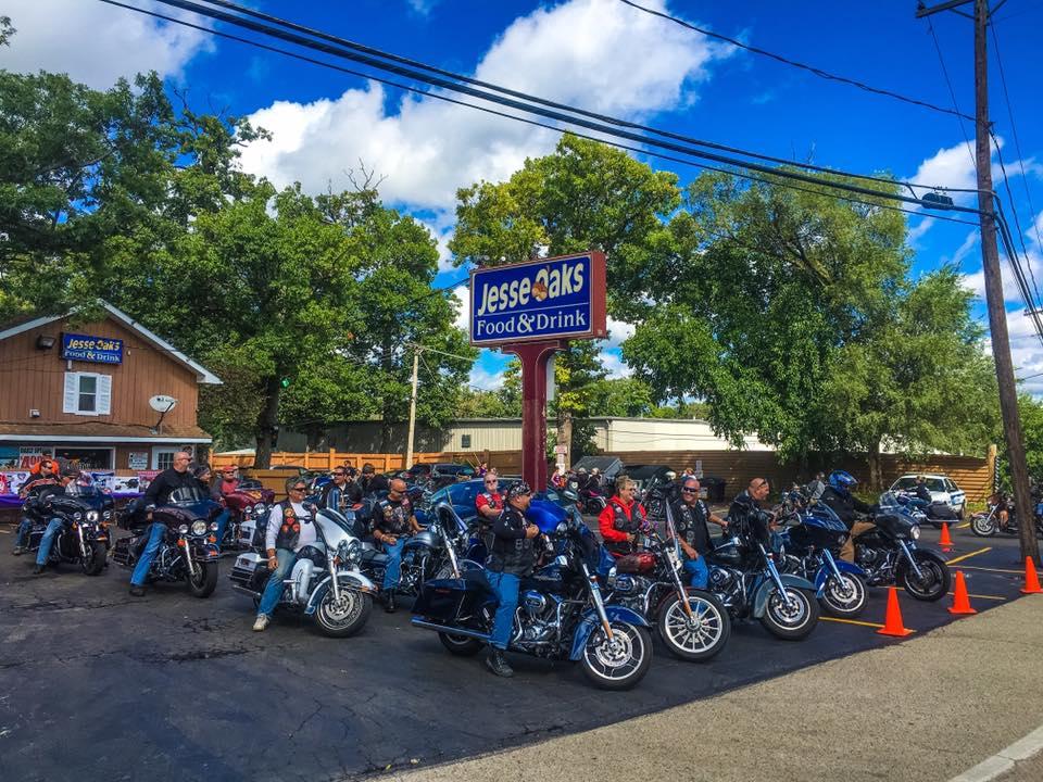 Mohawkless Motorcycle Ride - Jesse Oaks