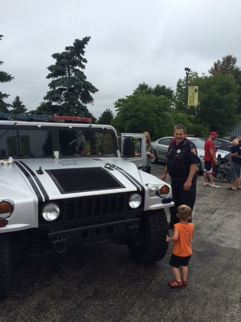 Touch-a-Truck 2016