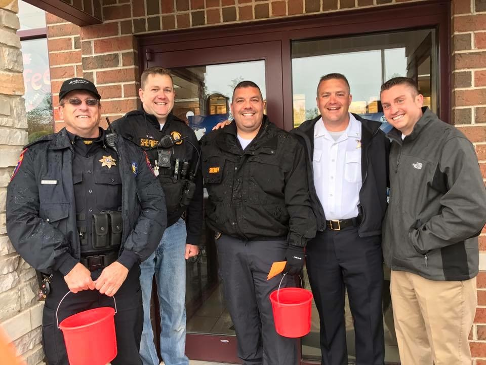 Cop on Rooftop for Special Olympics 2017