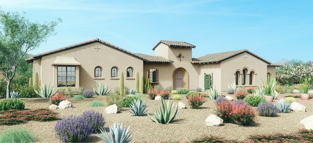 Client: Toll Brothers. Location: New Mexico