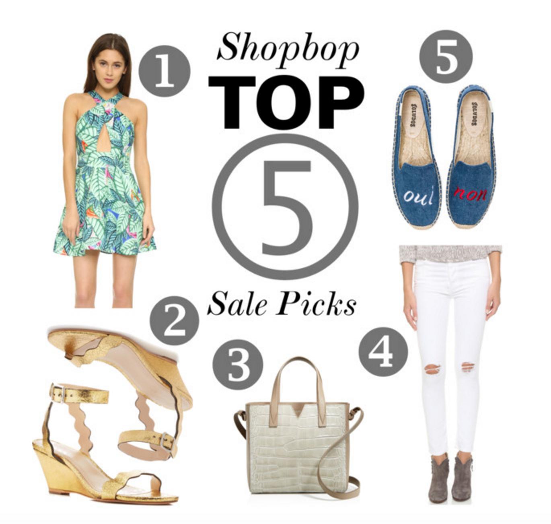 3f9a6aec1 Shopbop.com Sale Picks - Pope Pourri