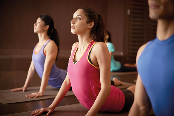 A softer approach to yoga which includes breathing techniques, mindfulness exercises, and gentle sequencing of movement. Great for those looking to begin a yoga practice or prefer gentle movement and stretching.