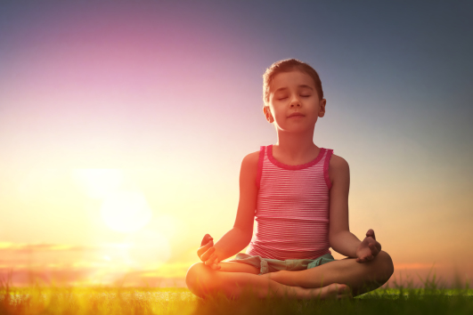 A way for children to unwind and calm their mind from the everyday stress and fast-paced environment they experience. Children will benefit from balancing their mind, body, and spirit.