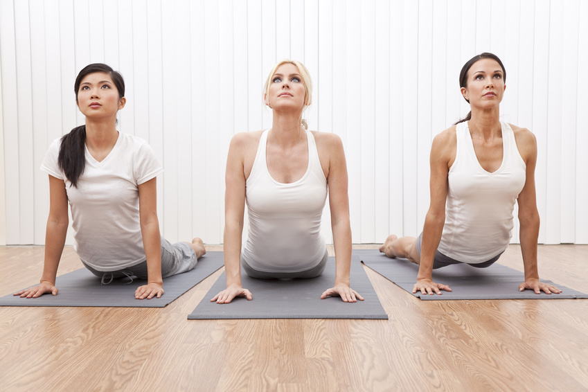 A high energy and tempo yoga being the perfect balance of yoga and movement.