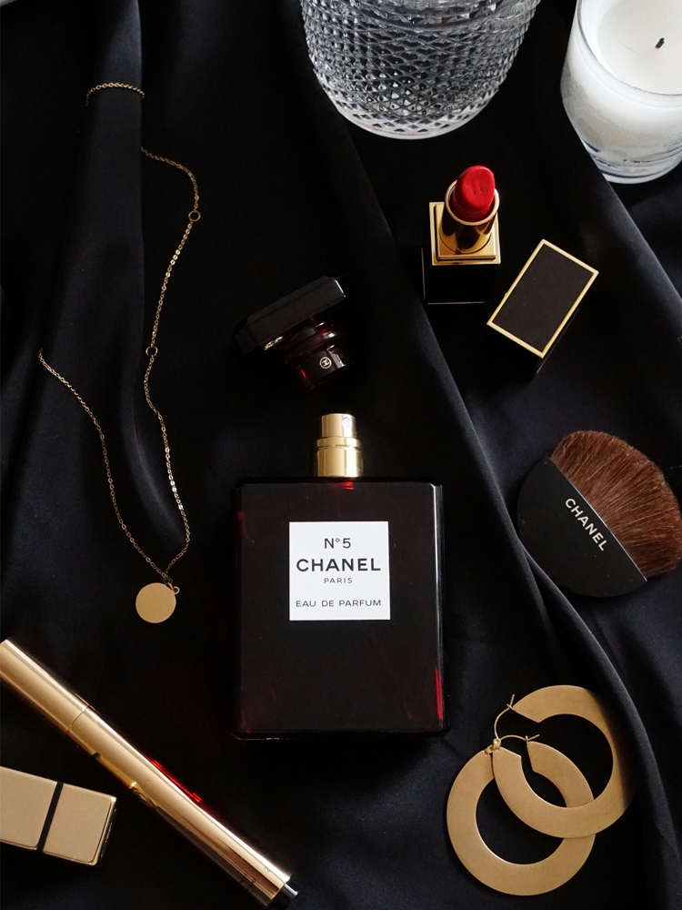 chanel 5 red limited edition
