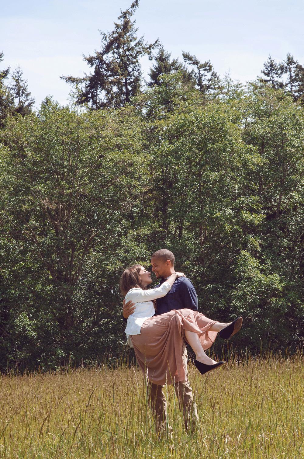 Marsha & Brenden's Engagement