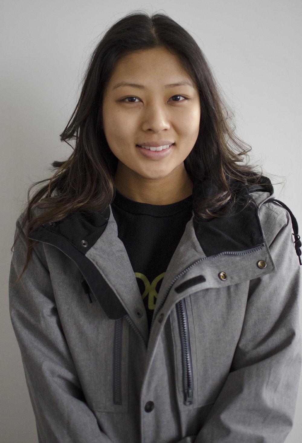 Erica Leong by Sara Ranlett Portraits Seattle WA