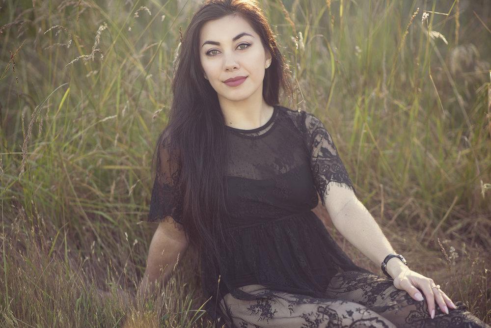 Stephanie by Sara Ranlett Portraits