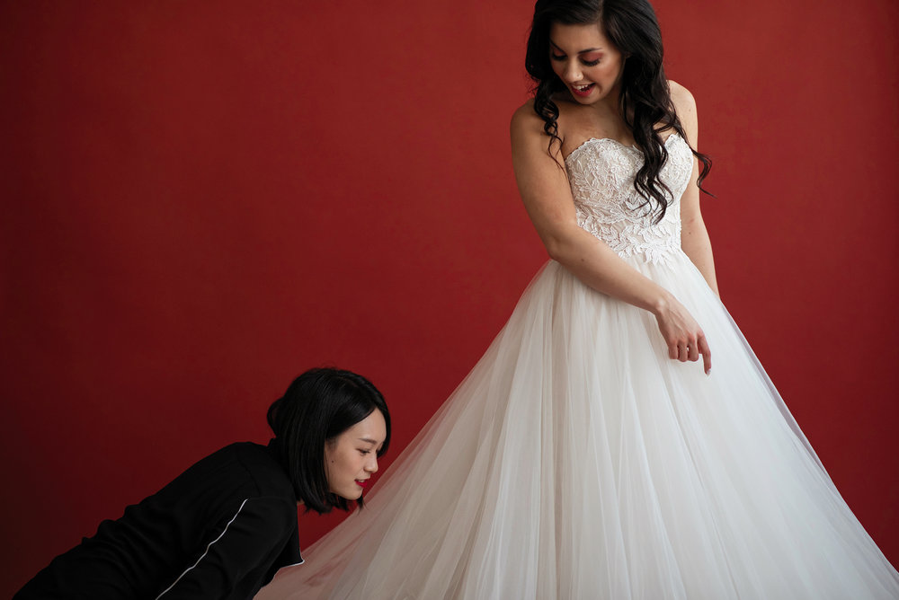 Evon Bridal by Sara Ranlett Portraits