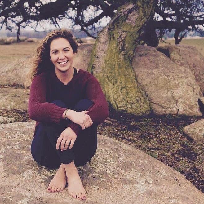 Lauren Aiello,  Founder of Women,Wine & Yoga