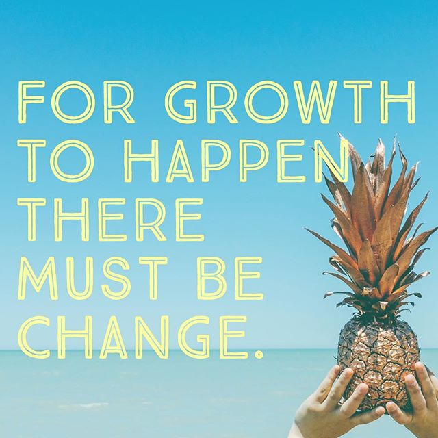 If at every event, networking social or mixer you are seeing the same faces and speaking about the same things...How are you growing? For growth to happen there must be change. #somethingtoponder #expandyourreach #elevateyourself