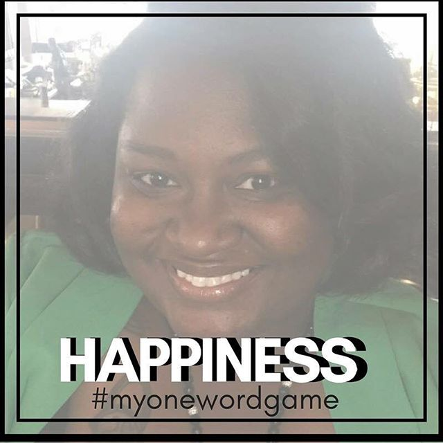 #my1wordgame #happiness