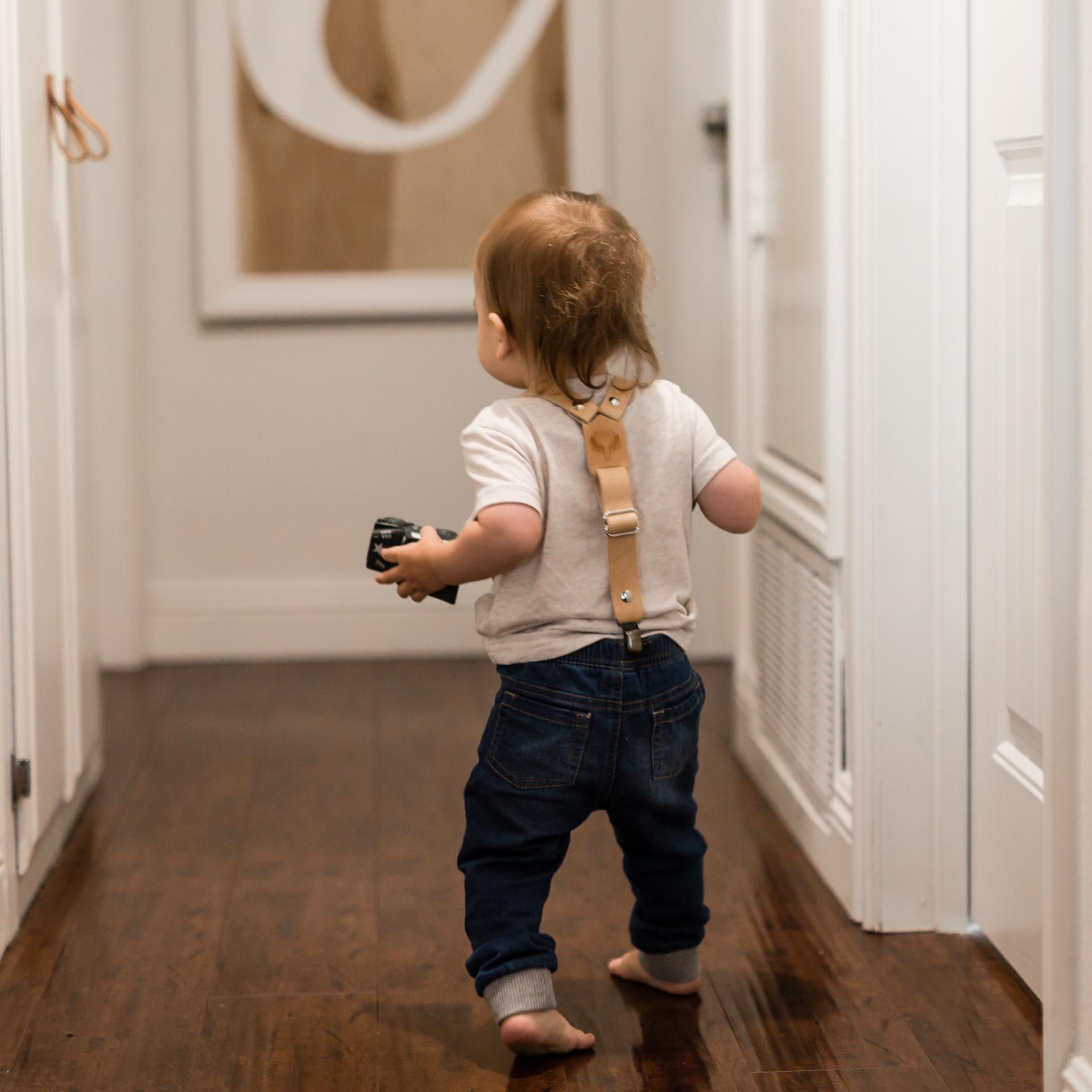 07dcacb8345f Handmade Leather Suspenders | Toddler | Veg Tan Leather — Sixten ...