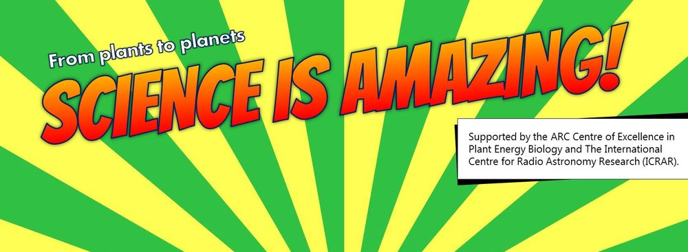 Check out Science is Amazing on Facebook!