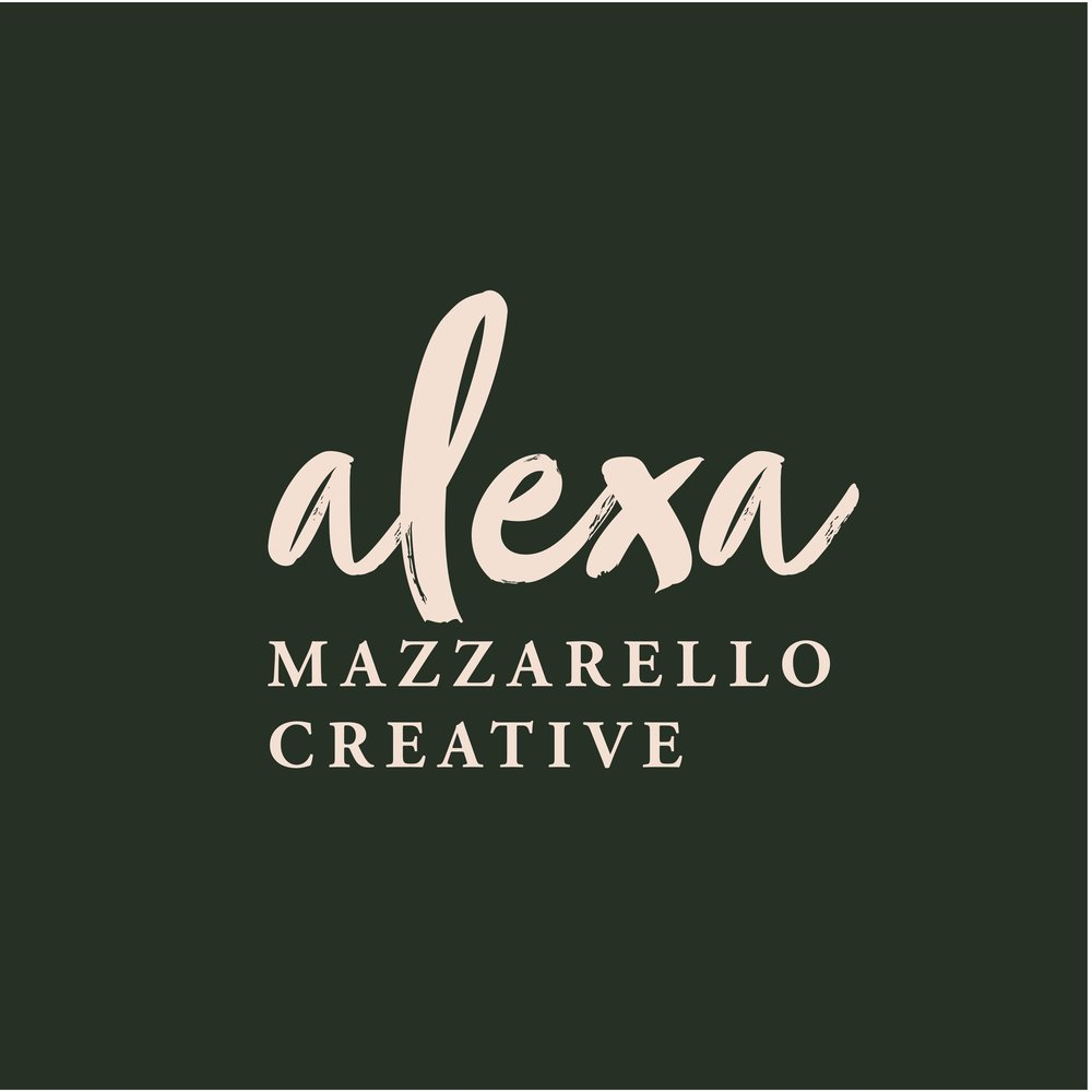 Salt Design Co Alexa Mazzarello Creative Logo