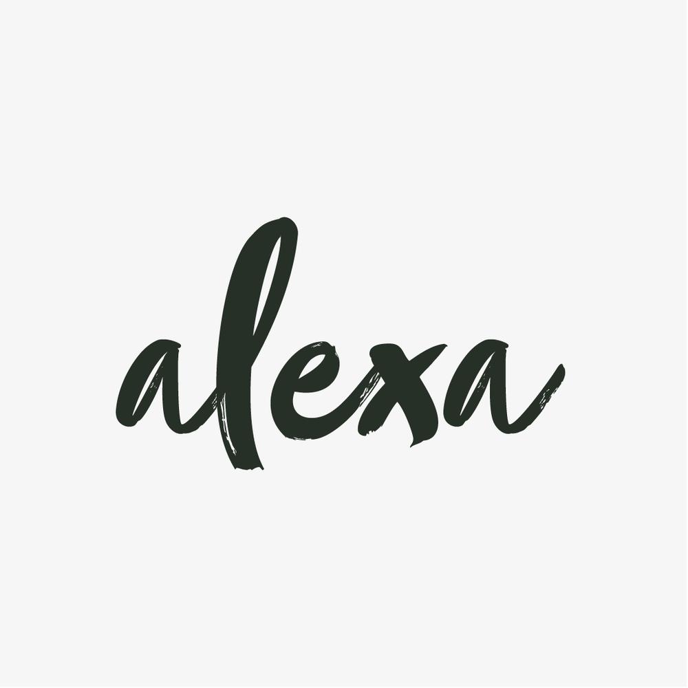 Salt Design Co. Alexa Mazzarello Branding