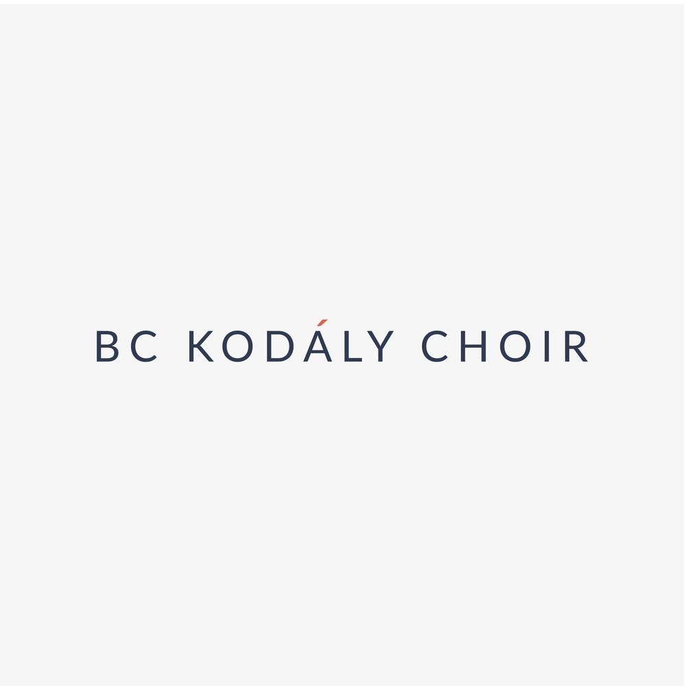 Salt Design Co. BC Kodaly Choir