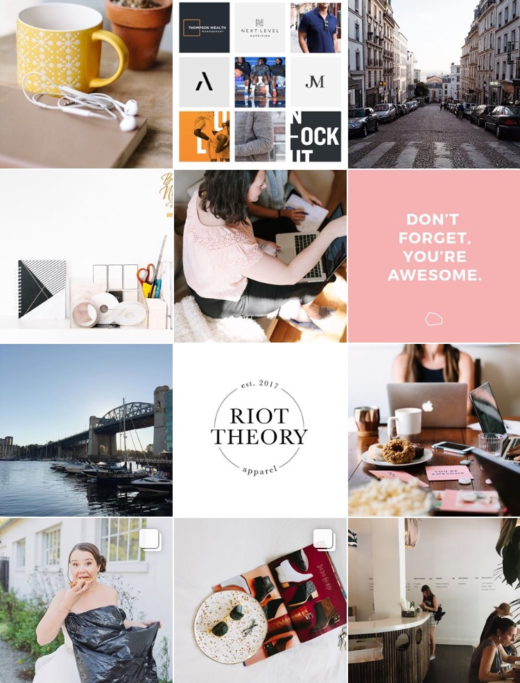 Salt Design Co's 3 step approach to scheduling for Instagram in Vancouver BC