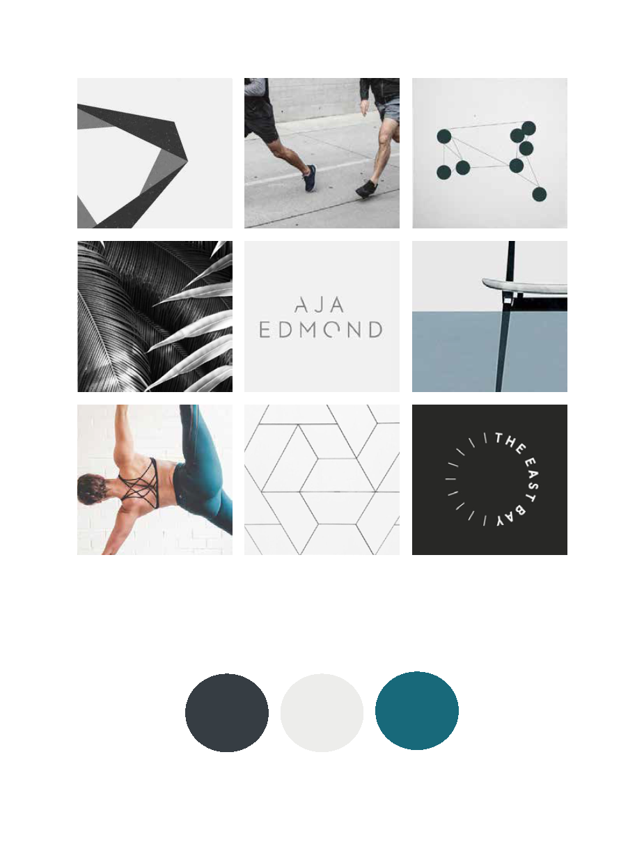 FINAL MOOD BOARD AND COLOUR PALETTE