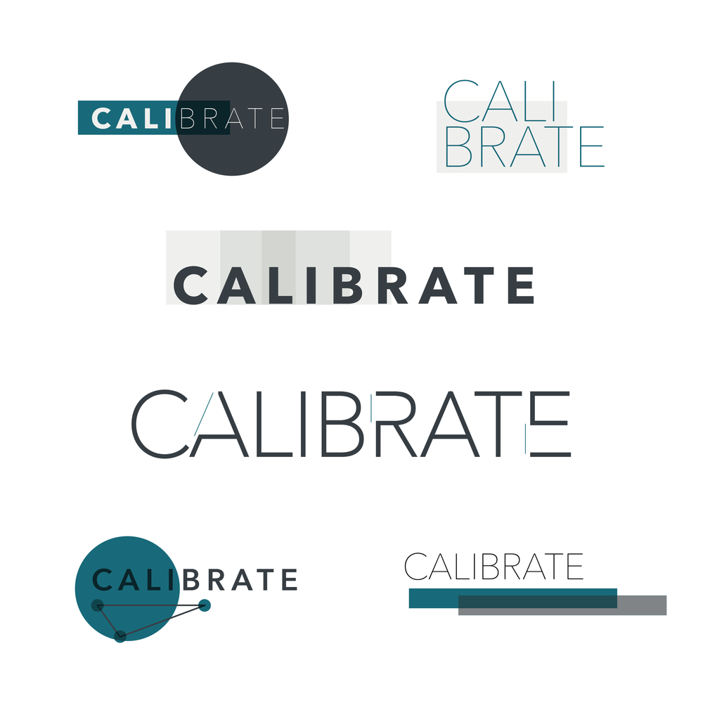 Salt Design Co Calibrate Pilates Logo Dev 2