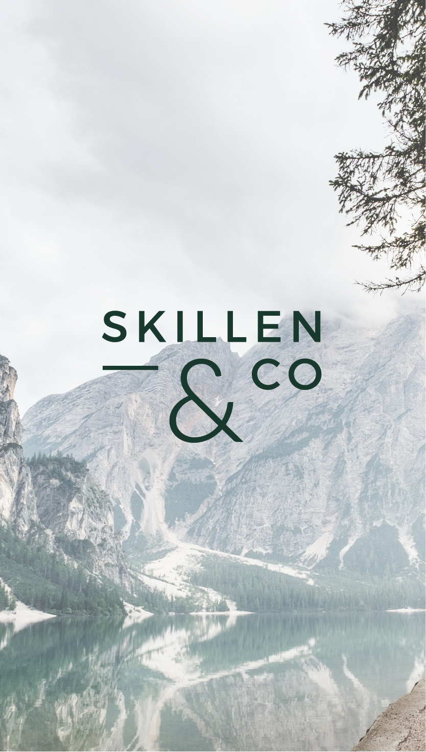 Brand Design for video production company Skillen & Co by Salt Design Co. in Vancouver BC