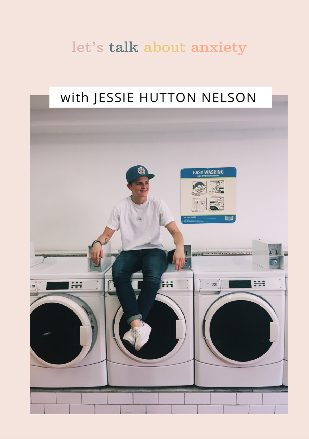 Let's Talk About Anxiety: Jessie Hutton Image