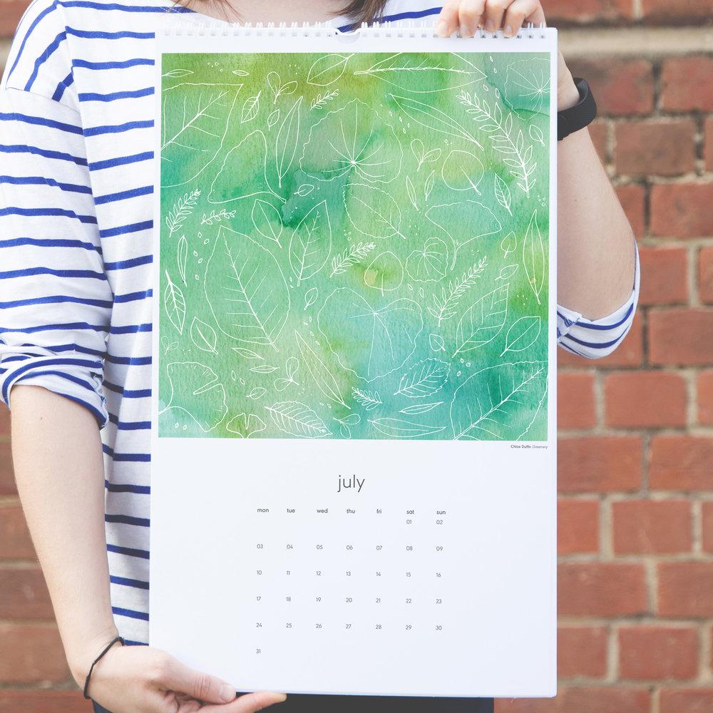 Calendar Artwork